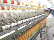越南稳居全球五大纺织品出口国之列