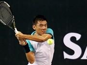 中国网球F1未来赛:李黄南进入正赛