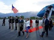 东盟——美国领导人特别峰会重点讨论TPP和东海问题
