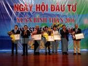 越南巴地头顿省举行2016丙申猴年投资节