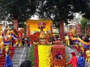 河内举行敬香仪式缅怀对国家有功的各位皇帝