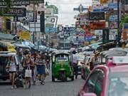 2015年前9个月泰国对外投资总额同比增长143%
