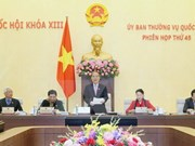 越南第13届国会常务委员会第45次会议在河内召开