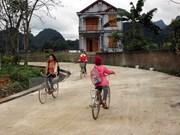 越南国家银行助推新农村建设