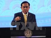 泰国总理呼吁以和平方式解决东海争端