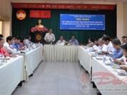 全国各地祖国阵线委员会就第十四届国会代表选举召开第一轮协商会议