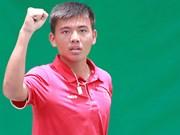 中国网球F1未来赛:越南网球名将李黄南取得开门红