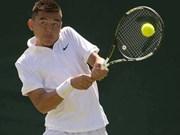 中国网球F1未来赛:李黄南拿到2连胜晋级男单8强