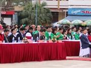 """""""社会共同携手为了交通安全""""活动在广平省举行"""