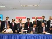 越捷航空公司与空中客车公司合作在越南成立培训中心