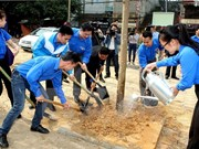 2016年越南青年月将举行一系列富有意义的活动
