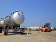 Doosan Vina向永新4号热电厂交付第12批高技术含量锅炉设备