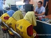 韩国法院开庭审理杀害越南船员一案