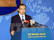 越南要求中国立即停止侵犯越南对黄沙群岛主权的行为