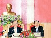 越南国会主席阮生雄莅临河静省调研指导工作