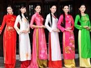 庆祝国际妇女节的越南传统服装秀将在河内举行