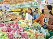 河内市2月份居民消费价格指数环比增长0.47%