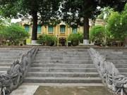 越南李陈时期古建筑最新研究结果发布