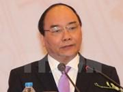 越南政府副总理阮春福调研指导南中部各省市防旱抗旱工作