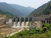 旱季初西原地区许多水利工程水资源就枯竭
