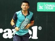 ATP最新排名:李黄南下降3位居世界第916位