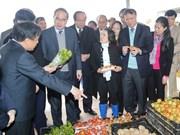 越南祖国阵线中央委员会主席阮善仁莅临河南省调研指导工作
