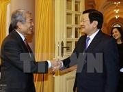 张晋创主席:越南欢迎日本九州企业赴越投资