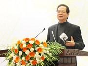 阮晋勇总理:加大行政手续改革 促进贸易便利化