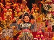 越南向国际友人介绍祀母信仰