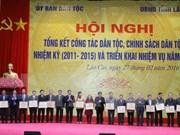 阮春福副总理:致力健全少数民族地区经济社会发展政策与机制