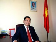 2月25日被选为越南驻日内瓦代表团日