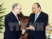 德国黑森州重视发展对越南关系