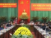 越南河内市对第十四届国会和2016-2021年任期各级人民议会代表换届选举做好准备