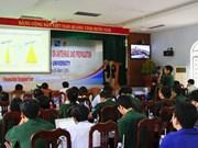 越日天线与电波传播国际研讨会在庆和省举行