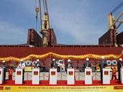 越南首家企业对美国出口卷钢