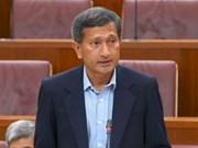 新加坡提出东海争议问题的暂时解决方案
