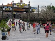 2016年前两个月承天顺化省接待国际游客逾17.5万人