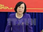 越南将采取各种措施消除在各领域中的性别差距
