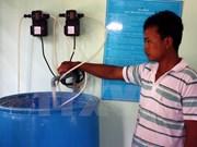旱情和海水入侵现象导致茶荣省1.7万多户家庭缺少生活用水