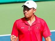 2016年世界男子团体网球锦标赛:阮黄天新星闪耀越南队击败印尼队