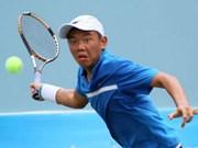 ATP排名:李黄南继续上升
