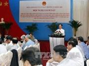 阮晋勇总理:努力促进科技发展把科技应用于九龙江平原实践