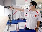 2016年国际射联射击世界杯泰国站:越南射击运动员何明成摘铜