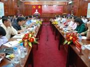 越南平福省与柬埔寨边境各省加强多方面合作