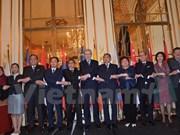 庆祝东盟共同体建成见面会在巴黎举行