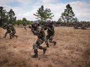 印度与印尼将举行联合军事训练
