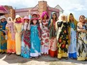 高棉族传统服装的独特魅力