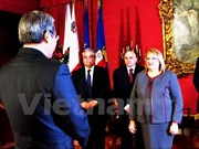 越南与马耳他加强友好合作关系