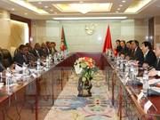 越南国家主席张晋创与莫桑比克总统菲利佩举行会谈