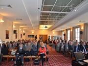 有关越共十二大的研讨会在法国召开